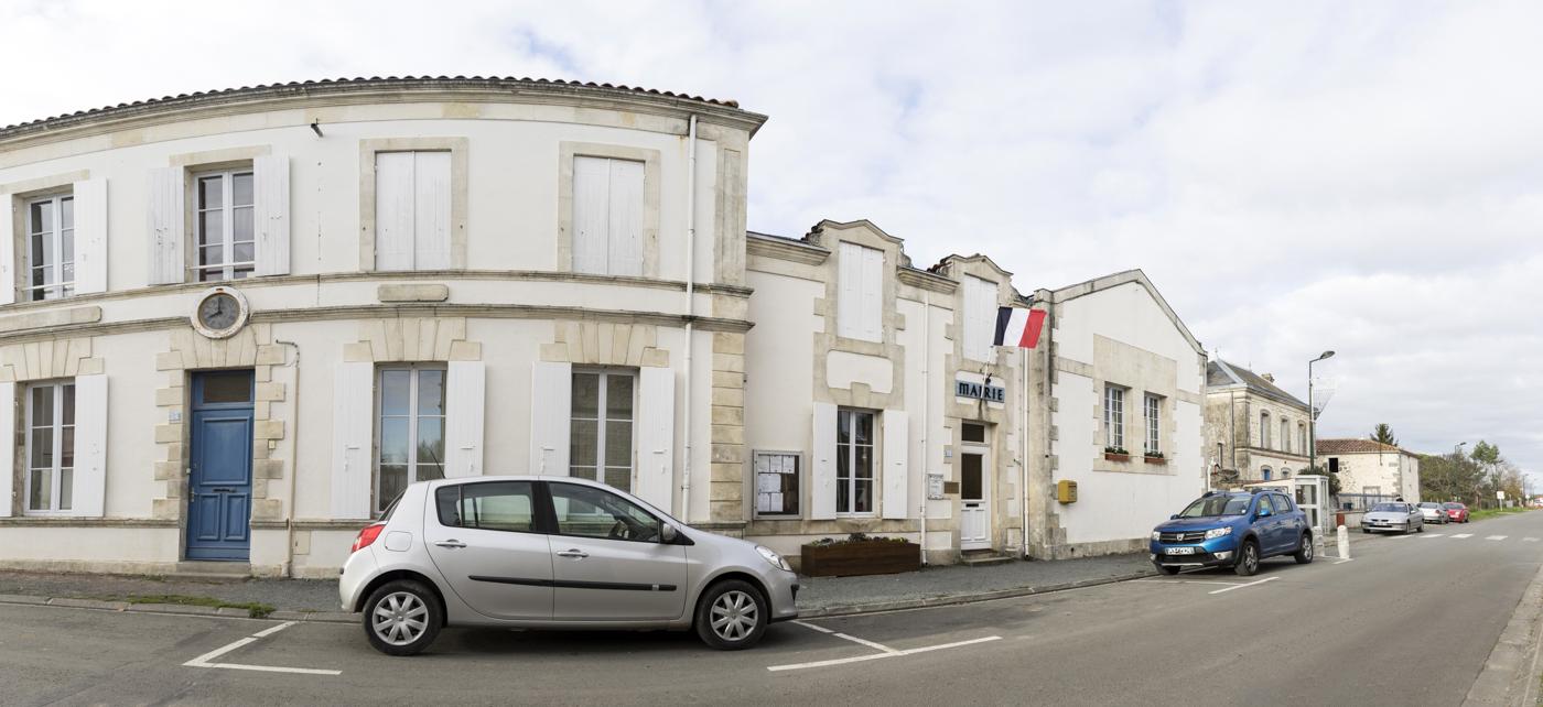 Mairie La Gripperie Saint Symphorien
