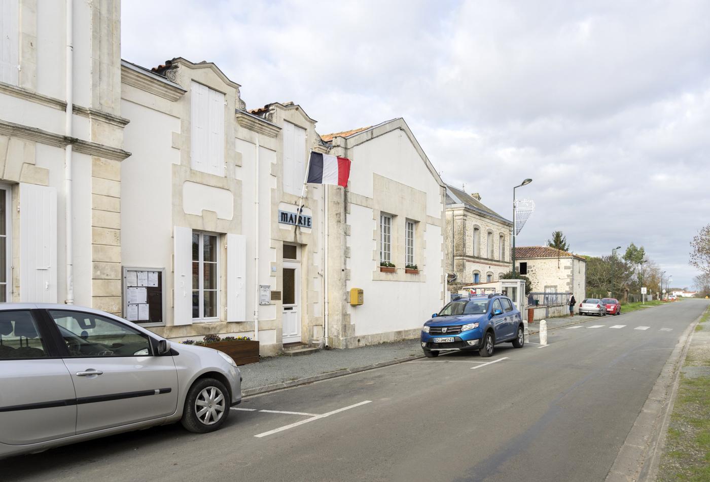 Mairie de La Gripperie Saint Symphorien